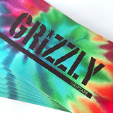 Lija Skate Grizzly Reverse Tie Die | Laminates Supply