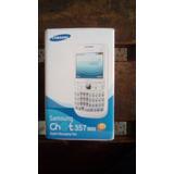 Caja Samsung Chat 357 Sola