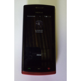 Relíquia Celular Nokia 500 Perfeito Estado