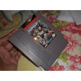Juego De Nintendo Entertainment System (nes) Robocop 3