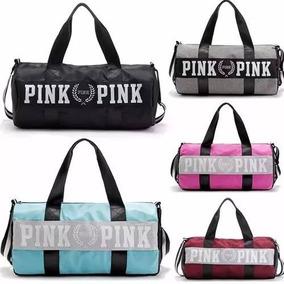 Pink Bolso Varios Modelos Originales !!!!!!negro