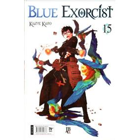 Blue Exorcist Vol.15 Usado! Atenção Só Tenho Uma Unidade!