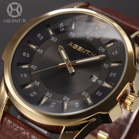 Reloj Militar-deportivo-elegante - Regalo De Lujo Agent X
