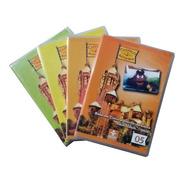 Box Dvd Original Castelo Ra Tim Bum - Série 2 + Brinde