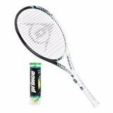 Raquete De Tennis Dunlop Force 105 + Brinde