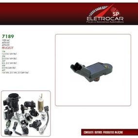 Sensor Map (pressão Do Coletor) Peugeot 406 3.0 V6 24v 00 Em