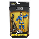 Marvel Legends Cyclops Jim Lee ( X-men ) Warlock Baf
