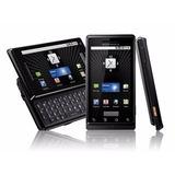 Motorola A853 Milestone Preto Android 2.0 Wi-fi,3g, 5.0mp