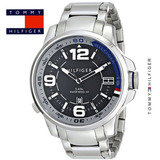 Tommy Hilfiger Reloj Original Exclusivo Total Acero