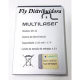 Bateria Original Usada Tablet Multilaser Smartphone M5 3g