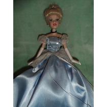 Muñeca Porcelana Disney Princesa Cenicienta