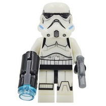 Stormtrooper Star Wars Tropa Imperial Lego Compatível C. 823