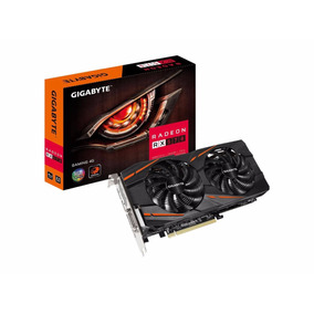 Tarjeta De Video Ati Radeon Gigabyte Rx 570 4gb Gaming