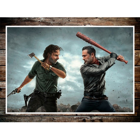 The Walking Dead Poster 47x32cm 250grms