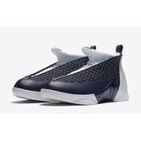 Tênis Nike Air Jordan 15 Retro Obsidian Masculino Original