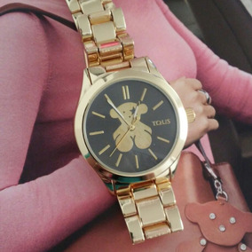 Reloj Tous Acero Dorado