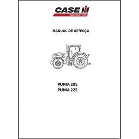 Manual Serviço Case Puma 205 - 225