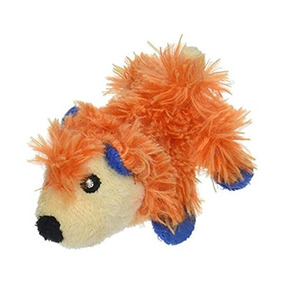 Kong Brillante Toy Fox, Naranja