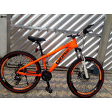 Bicicleta Gios - Aro 26 Vmax - 6 Meses De Uso