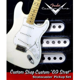 Microfonos Fender Stratocaster Custom 69