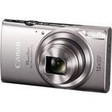 Camara Canon Powershot Elph 360 Hs Plata 12x Wi Fi Nfc ...