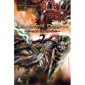 Mangá Vol.2 Dragon