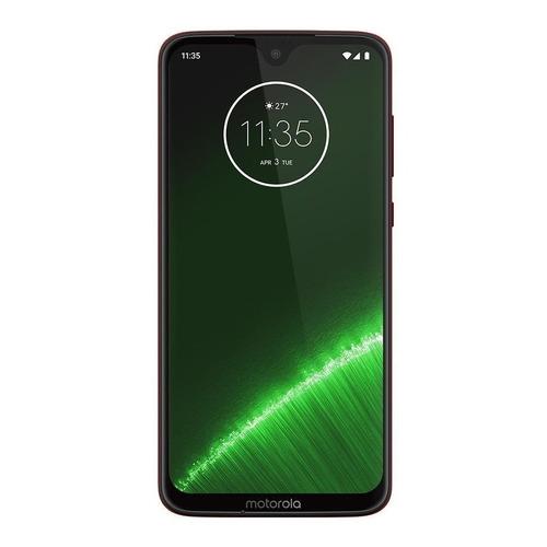 Motorola G7 Plus Dual SIM 64 GB Rubi 4 GB RAM
