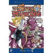 The Seven Deadly Sins 24! Jbc! Lacrado! Nanatsu No Taizai