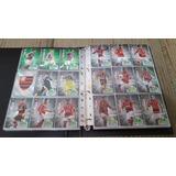 Cards Campeonato Brasileiro 2015 - Flamengo Completo