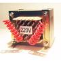 Transformador 220vac A 24v 12+12v 50w Reales Reductor Trafo