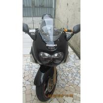Moto Suzuki 750 Original Muito Nova Doc Tudo Pago Sem Divida