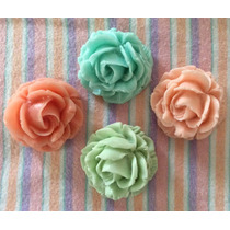 10 Hermosas Rosas Xv Años Babyshower Bodas Bautizo