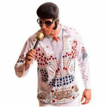 Camisas Hiper Realista 3d Modelo Elvis