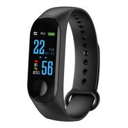 Smart Band M3 Ritmo Cardiaco Reloj Inteligente Podometro