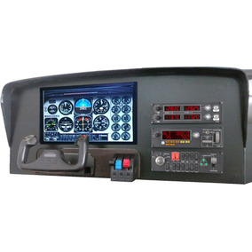 Flight Panel Para Simuladores (no Incluye Modulos Saitek)