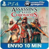Assassins Creed Chronicles Trilogia Psn 1
