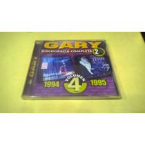 Discografía Completa Vol. 4, Gary - 2cd 2008 Nacional Vg+