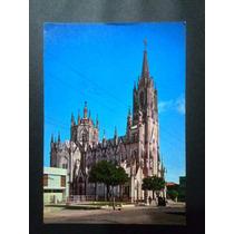 Cartão Postal Antigo : Belo Horizonte - Mg - Brasil