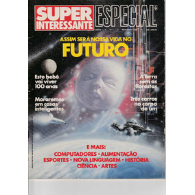 Revista Superinteressante Ano 2 No. 1 Nov 1988 Especial