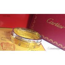Cartier Love Bracelete Pulseira Com Embalagens Cartier