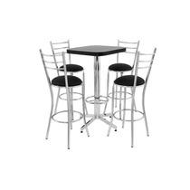 Mesas Para Restaurante Bar Antro Cafeteria Lounge Terraza M