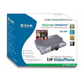 Video Llamada Telefono Ip D-link I2eye Dvc-1000 10 / 100t