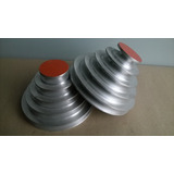 Polea Escalonada Para 5 Velocidades De Aluminio