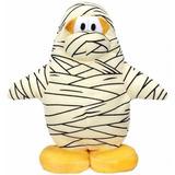 Peluche Pinguino Momia Club Penguin Disney 20cm