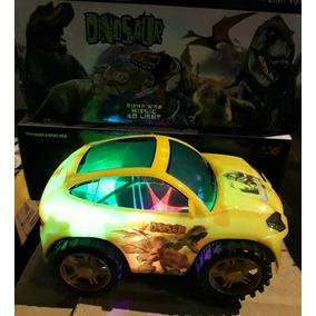 Carrinho De Brinquedo Dinossauro