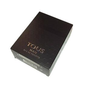 Perfume Tous Man 3,4 Oz / 100 Ml Importado 100% Original