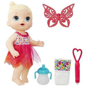 Boneca Baby Alive Hora Da Festa Loira Hasbro