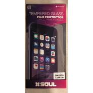 Vidrio Protector Templado + Funda Samsung Galaxy J6 Plus