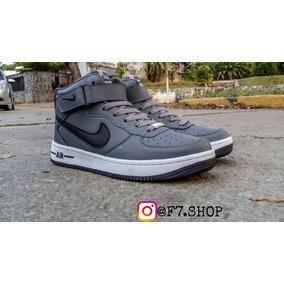 F7 Bota Nike Air Force One High Caballero