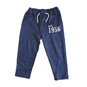 Pantalon Jogging Infantil Por Menor Trapuchitos